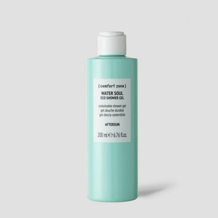 Kem Chống Nắng Bền Vững Sinh Học Dành Cho Cơ Thể Comfort Zone Water Soul Eco Sun Cream Spf50