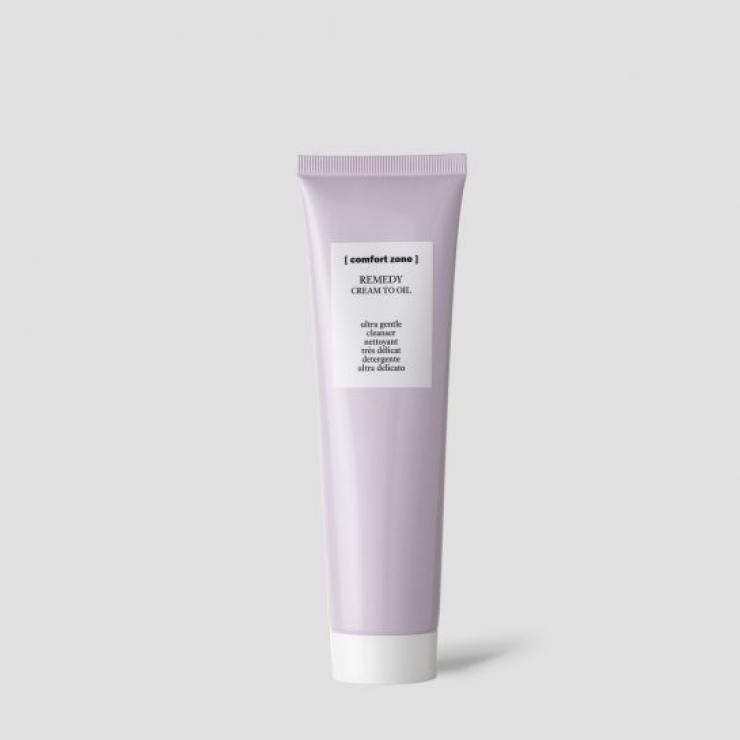 Sữa Rửa Mặt Đặc Biệt Dịu Nhẹ Comfort Zone Remedy Cream To Oil
