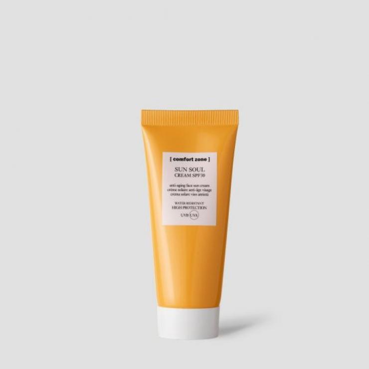 Kem Chống Nắng Chống Lão Hoá Cho Vùng Mặt Comfort Zone Sun Soul Face Cream Spf 30