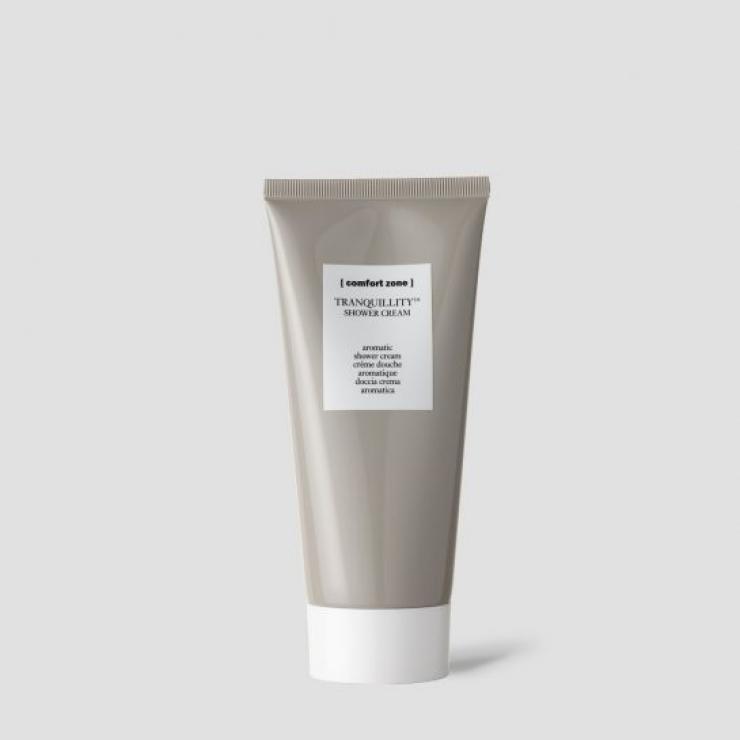 Kem Tắm Dưỡng Ẩm Với Hương Thơm Thư Giãn Comfort Zone Tranquillity Shower Cream