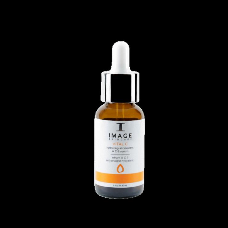 Serum Chống Oxy Hóa Và Cung Cấp Dinh Dưỡng Cho Da - Image Vital C Hydating Antioxidant Ace Serum