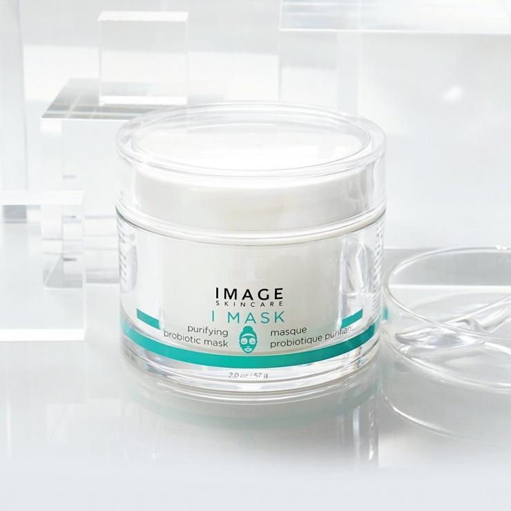Mặt Nạ Đất Sét Men Vi Sinh, Thanh Lọc Và Kháng Khuẩn - Image I Mask Purifying Probiotic Mask
