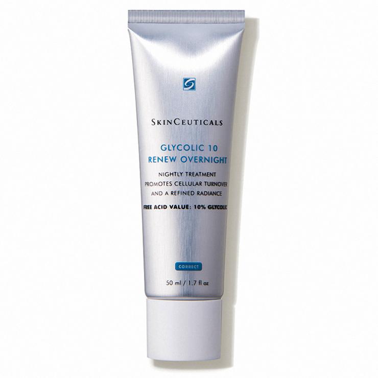 BẢN MỸ - Kem Dưỡng SkinCeuticals Glycolic 10 Renew Overnight Giúp Làm Sáng Và Chống Lão Hoá 50ML