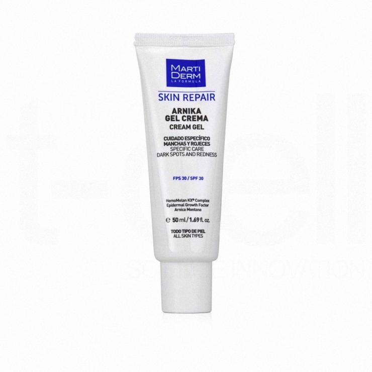 Kem Phục Hồi Và Chống Nắng Sau Thẩm Mỹ - MartiDerm Skin Repair Arnika Gel Cream FPS 30