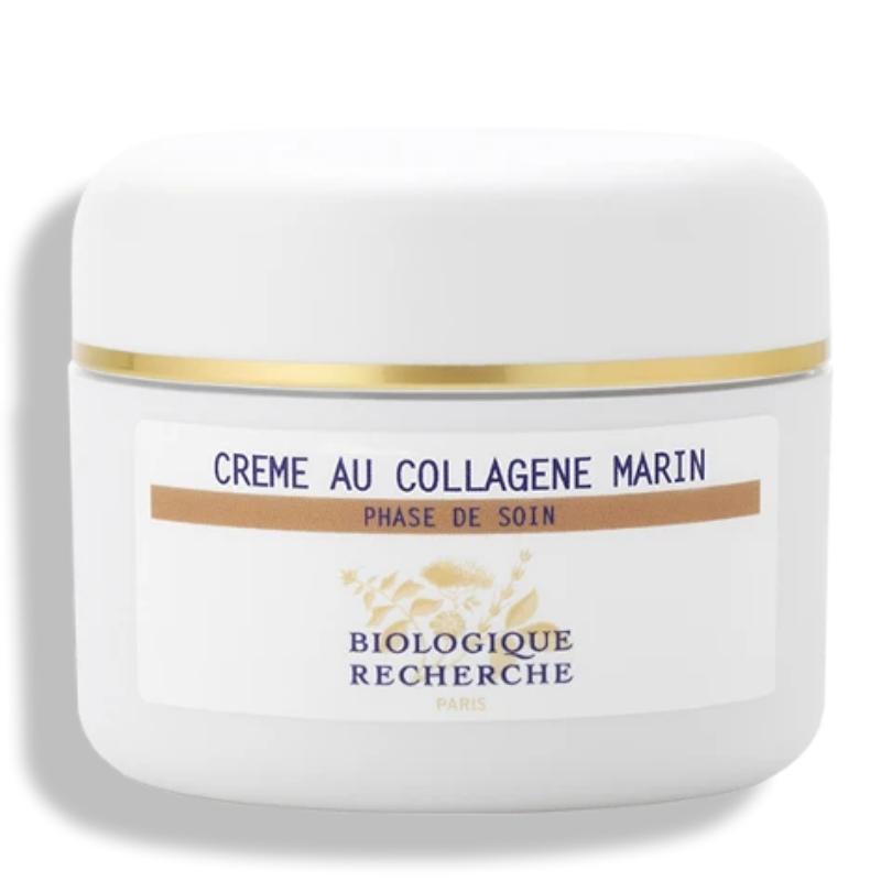 Kem Collagen Tái Tạo Sự Săn Chắc Và Se Khít LCL Biologique Recherche Crème au Collagène Marin