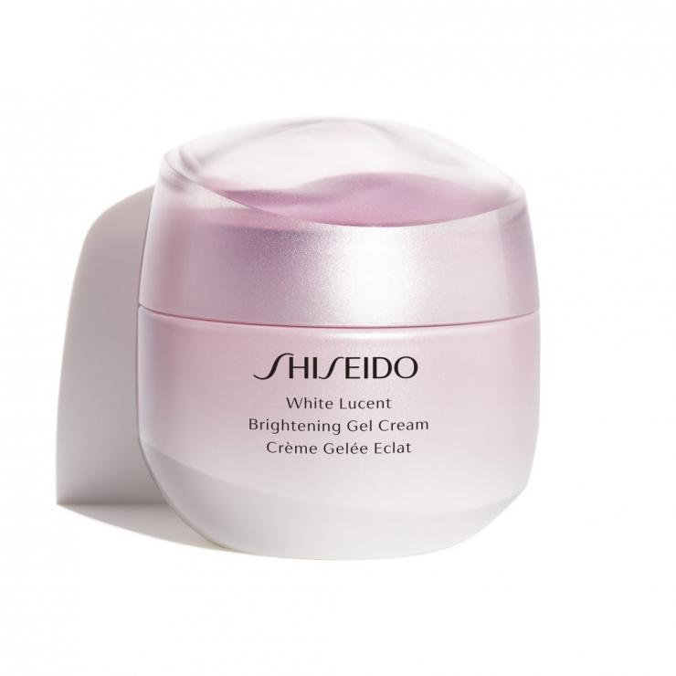 Kem Dưỡng Tái Tạo Da, Giảm Sạm Nám, Làm Đều Màu Da Và Bổ Sung Độ Ẩm Suốt 24h Shiseido White Lucent Brightening Gel Cream