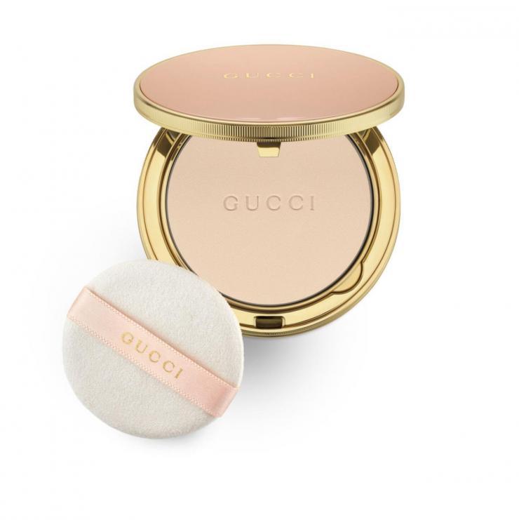[Gucci Chính Hãng] Phấn Phủ Dạng Nén Kiềm Dầu Siêu Tốt Gucci Poudre De Beaute Mat Naturel