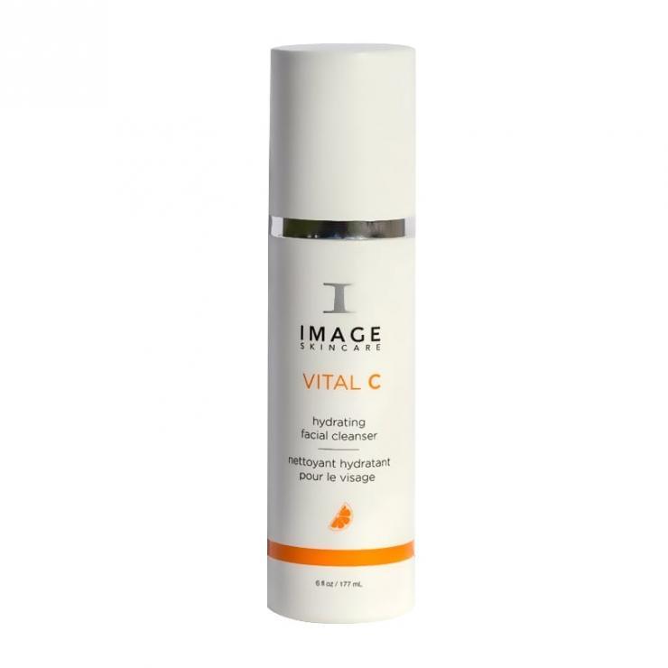 Sữa Rửa Mặt Dưỡng Ẩm, Phục Hồi Da - Image Vital C Hydrating Facial Cleanser