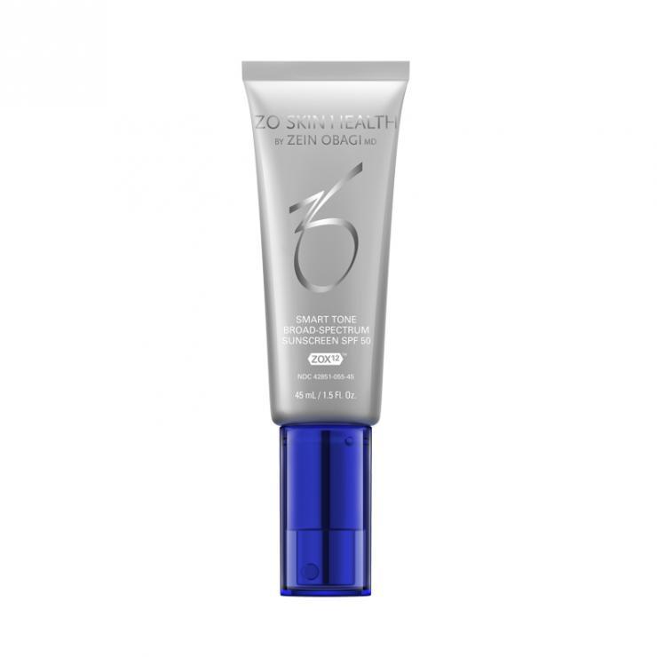 Kem Chống Nắng Phổ Rộng ZO Skin Health Smart Tone Broad Spectrum SPF 50 Dành Cho Da Dầu ( 45ML)