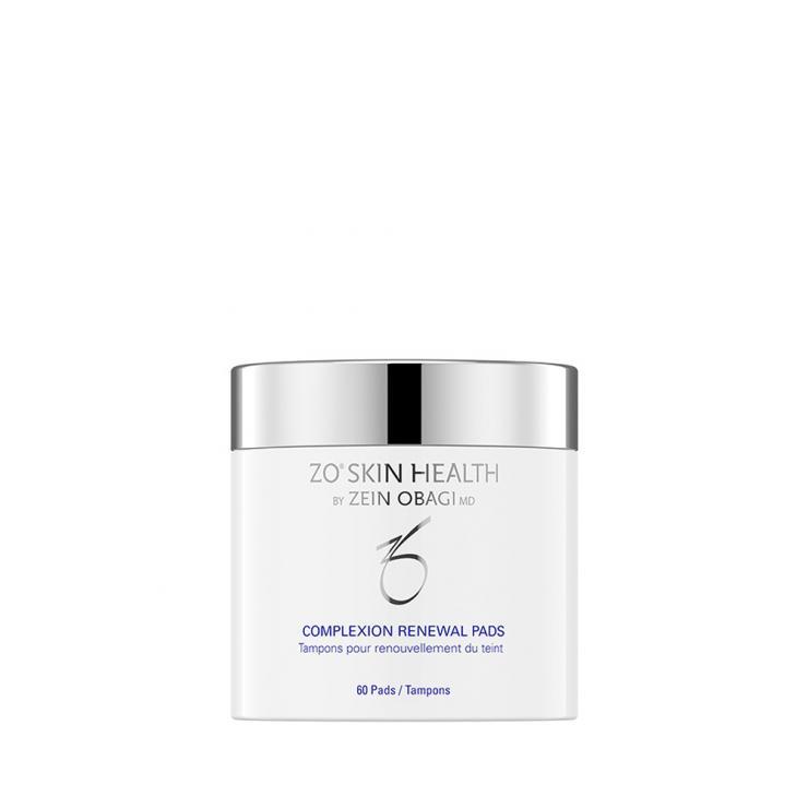 Miếng Tẩy Tế Bào Chết ZO Skin Health Complexion Renewal Pads Kiểm Soát Dầu ( Hộp 60 Miếng)