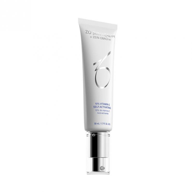 Serum Dưỡng Da ZO Skin Health 10% Vitamin C Self-Activating Tái Tạo Làn Da Hư Tổn ( 50ML)