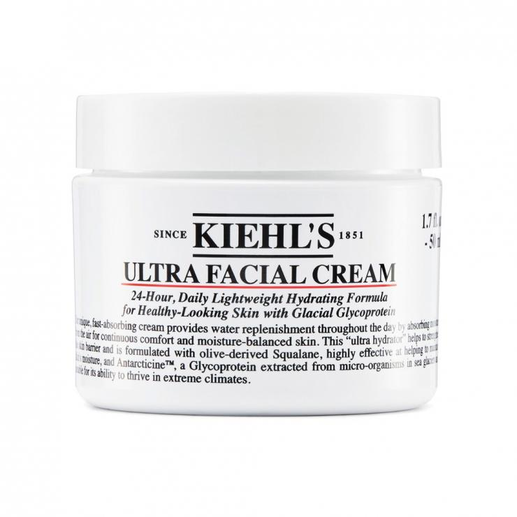 Kem Dưỡng Ẩm Hoàn Hảo Cho Da Khô Và Nhạy Cảm - Kiehls Ultra Facial Cream