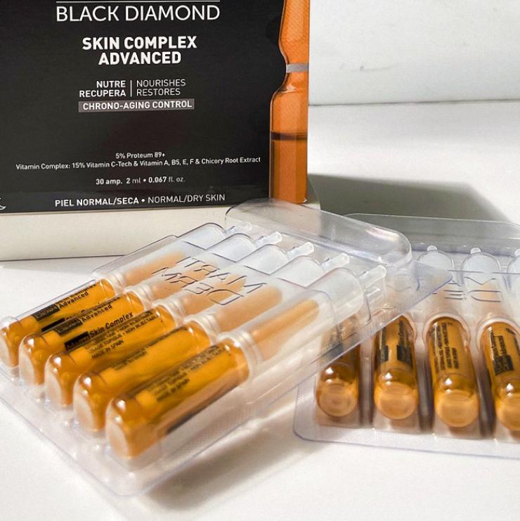 Tinh Chất Cô Đặc Chống Lão Hóa Giúp Tái Tạo và Làm Sáng Da MartiDerm Black Diamond Skin Complex+