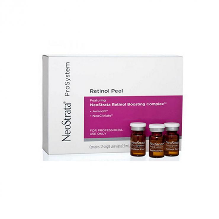 Peel Da Neostrata Prosystem Retinol Peel Giảm Nếp Nhăn Sạm Da ( 12 ống * 1.5ML)