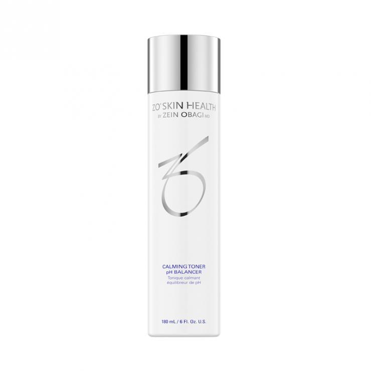 Nước Hoa Hồng ZO Skin Health Calming Toner Dịu Da Giúp Cân Bằng Độ pH ( 180ML)