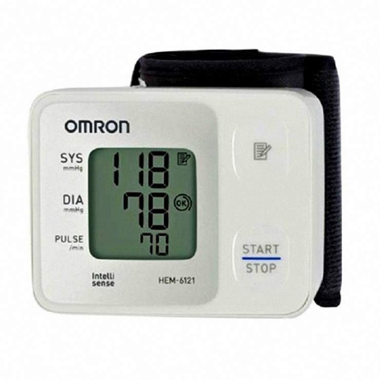 Phiên Bản Mới Nhất Máy Đo Huyết Áp OMRON Series 10 Plus Bluetooth ( Đo Cổ Tay)