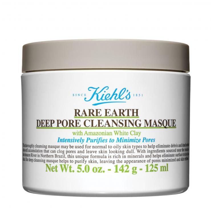 Mặt Nạ Đất Sét Kiehl's Rare Earth Deep Pore Cleansing Masque ( Fullsize 125ML)