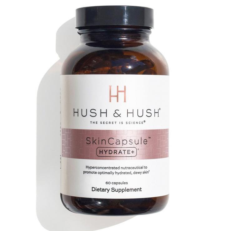 Viên Uống Cấp Ẩm Căng Mọng Da Hush & Hush Skin Capsule Hydrate+
