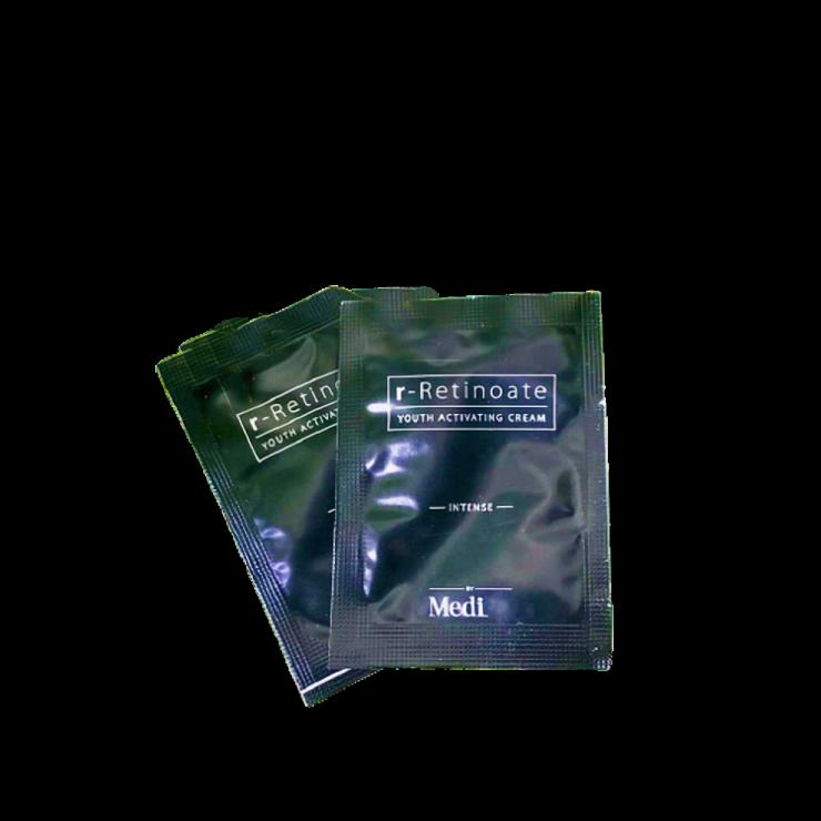 Serum Chống Lão Hoá Medik8 R-Retinoate Youth Activating Cream Intense Làm Giảm Nếp Nhăn ( 3 Gói)