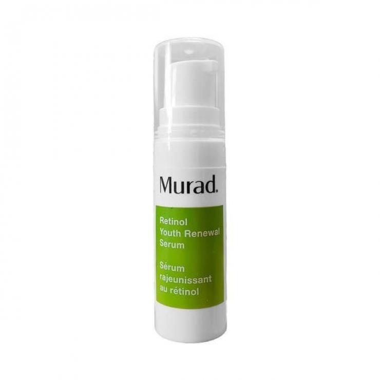 Bộ Sản Phẩm Murad Retinol Cream + Retinol Serum Hồi Sinh Làn Da Lão Hóa 7.5ML