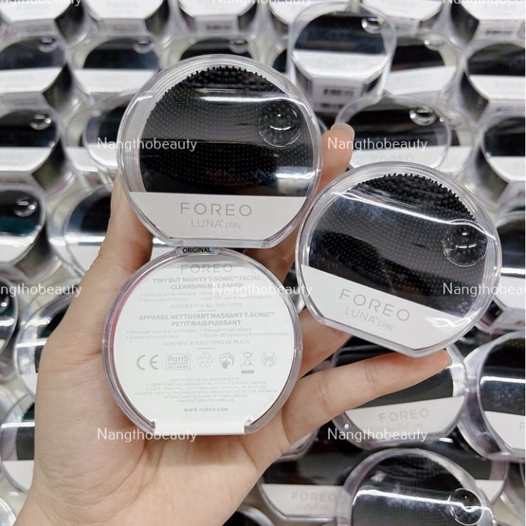 [CÓ SẴN - DEAL SỐC] Máy Rửa Mặt Foreo Luna Play - Sử Dụng 100 Lần / PAD Rửa Mặt