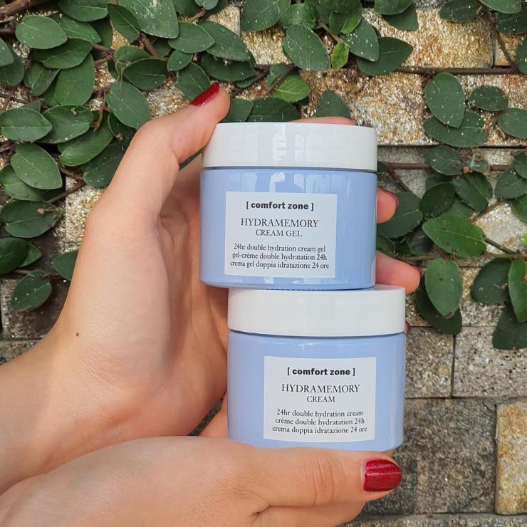 [Comfort Zone Chính Hãng] Kem Dưỡng Ẩm Ngừa Mất Nước Comfort Zone Hydramemory Cream Gel