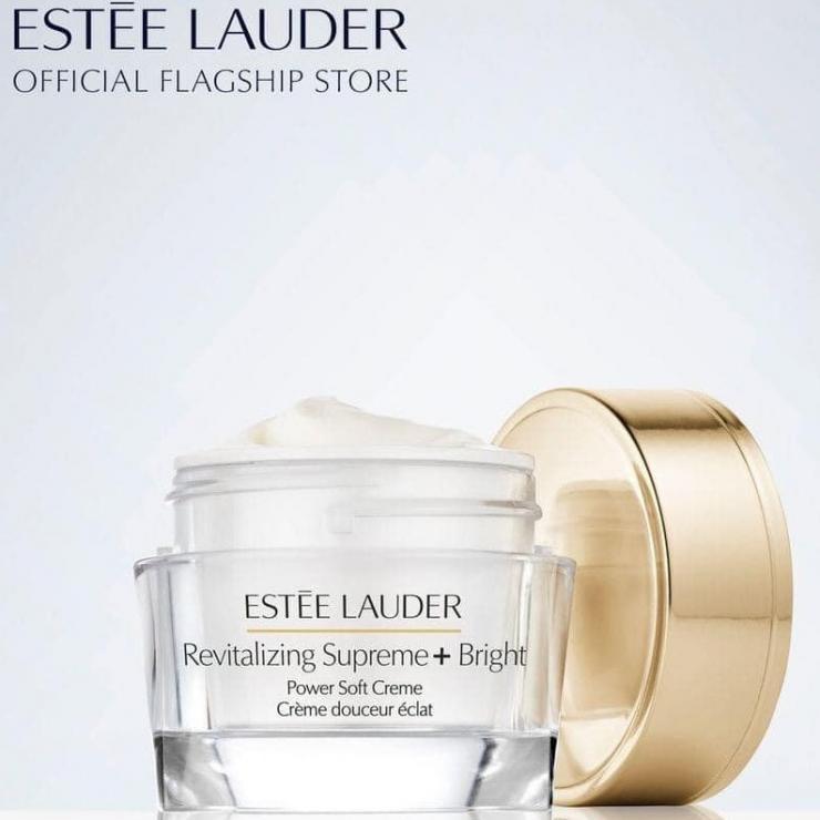 [BẢN NEW] Kem Dưỡng Trắng Và Chống Lão Hóa Estee Lauder Revitalizing Supreme + Bright Power Soft Crème