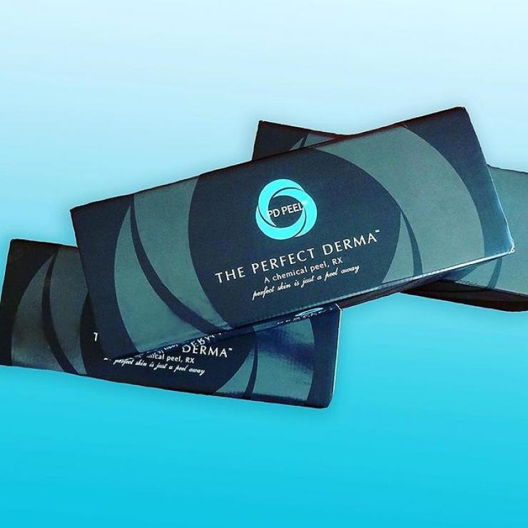 Bộ Peel Da Chuyên Nghiệp - The Perfect Derma™ Peel