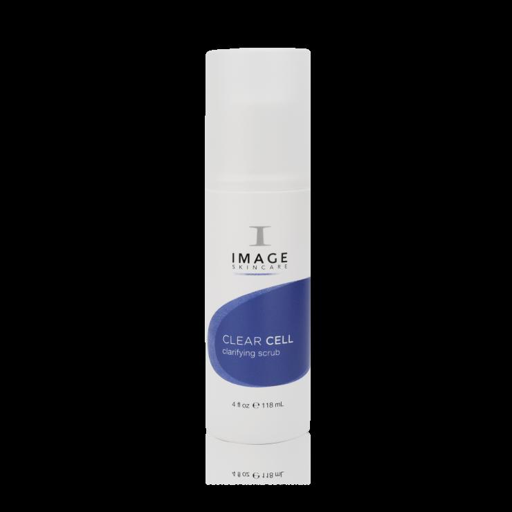 Sữa Rửa Mặt Dạng Hạt, Điều Trị Mụn - Image Clearcell:Clearcell Medicated Acne Scrub