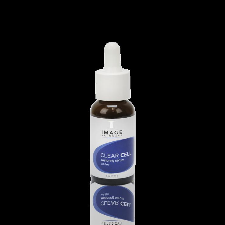 Serum Kiểm Soát Nhờn & Kháng Viêm - Image Clearcell:Clearcell Restoring Serum Oil-Free