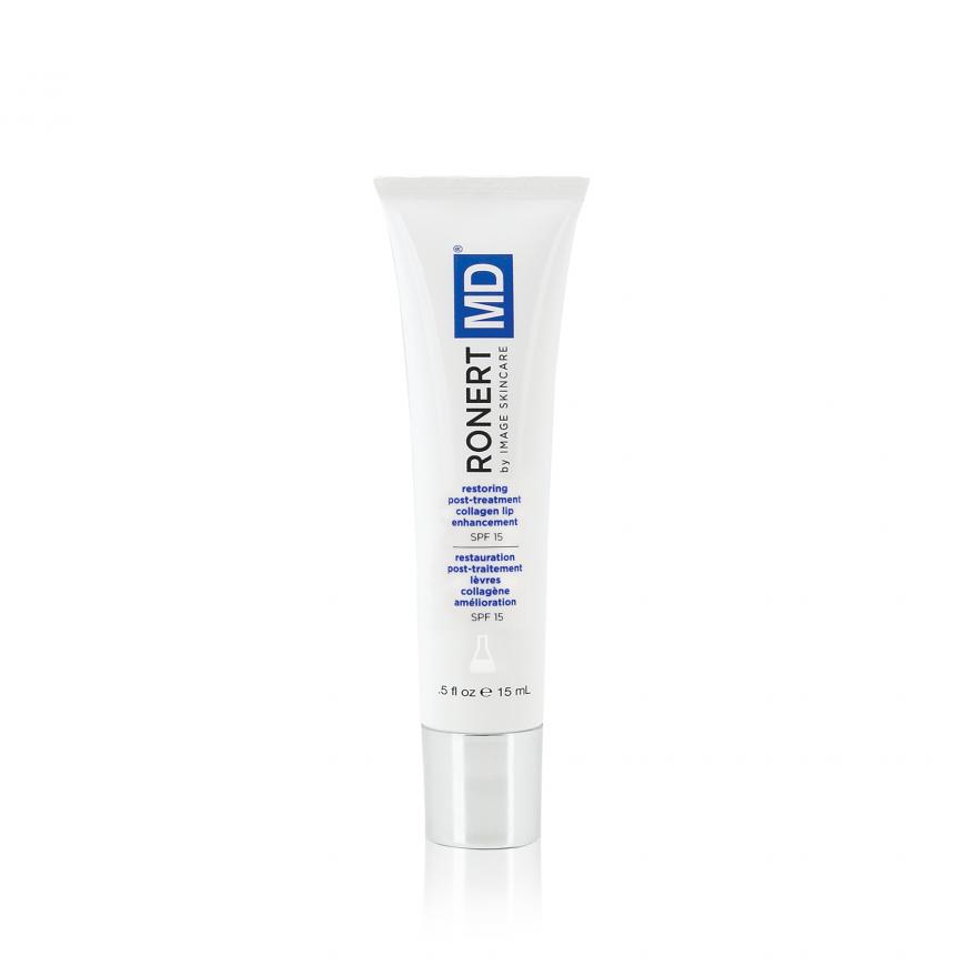 Gel Dưỡng Và Bảo Vệ Môi - Image Md Restoring Post Treatment Lip Enhancement Spf 15