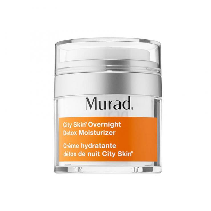 Kem Thải Độc Da Ban Đêm Với Chiết Xuất Tế Bào Gốc Murad City Skin Overnight Detox Moisturizer