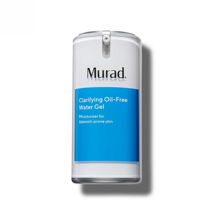 Gel Ngừa Mụn Số 1 Bằng Công Nghệ Cách Ly Vi Khuẩn Murad Clarifying Oil-Free Water Gel