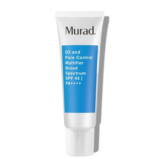 Kem Dưỡng Kiềm Dầu & Chống Nắng Thế Hệ Mới - Murad Oil and Pore Control Mattifier Broad Spectrum SPF45