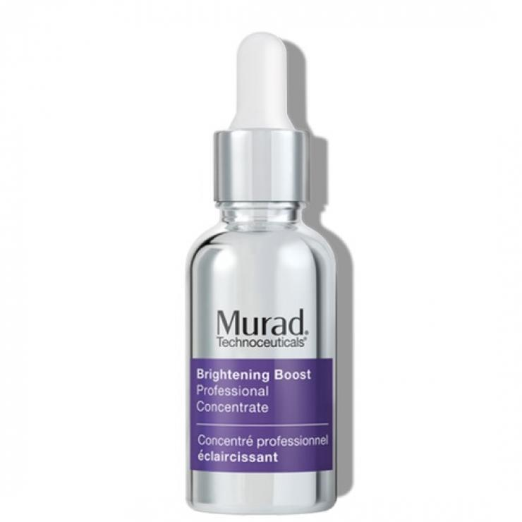 Tinh Chất Đậm Đặc Siêu Trắng Sáng Da Murad Brightening Boost Professional Concentrate