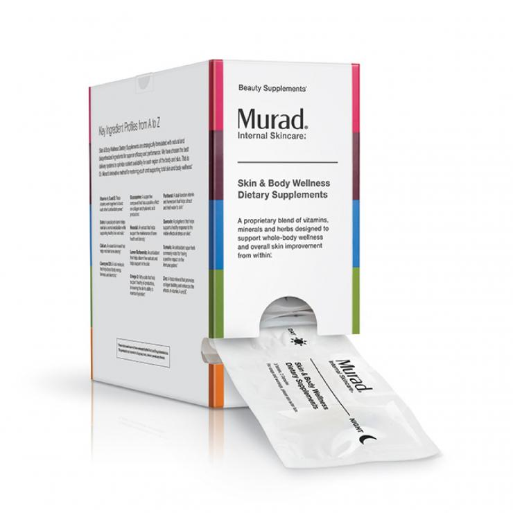 Viên Uống Cải Thiện Đốm Nâu Và Sức Khỏe Tổng Thể Murad Skin And Body Wellness Dietary Supplements