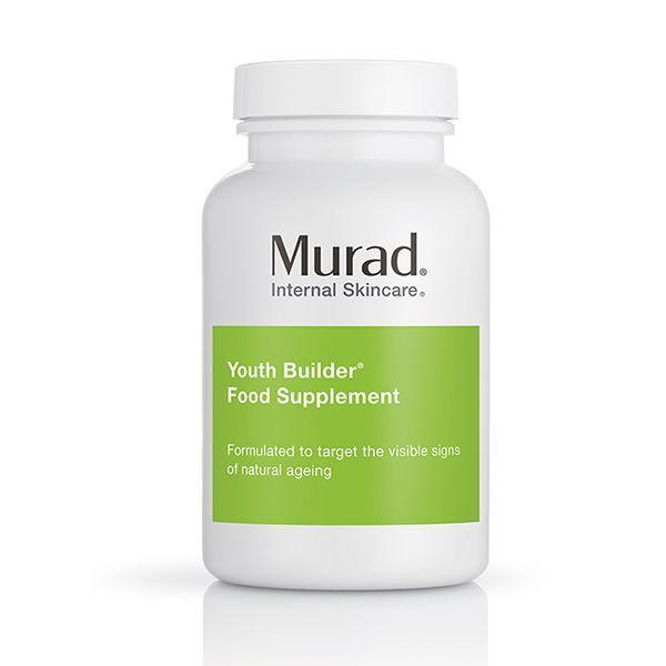 Viên Uống Trẻ Hóa Da Giúp Làm Giảm Nếp Nhăn Đến 34% Trong 5 Tuần Murad Youth Builder Dietary Supplement