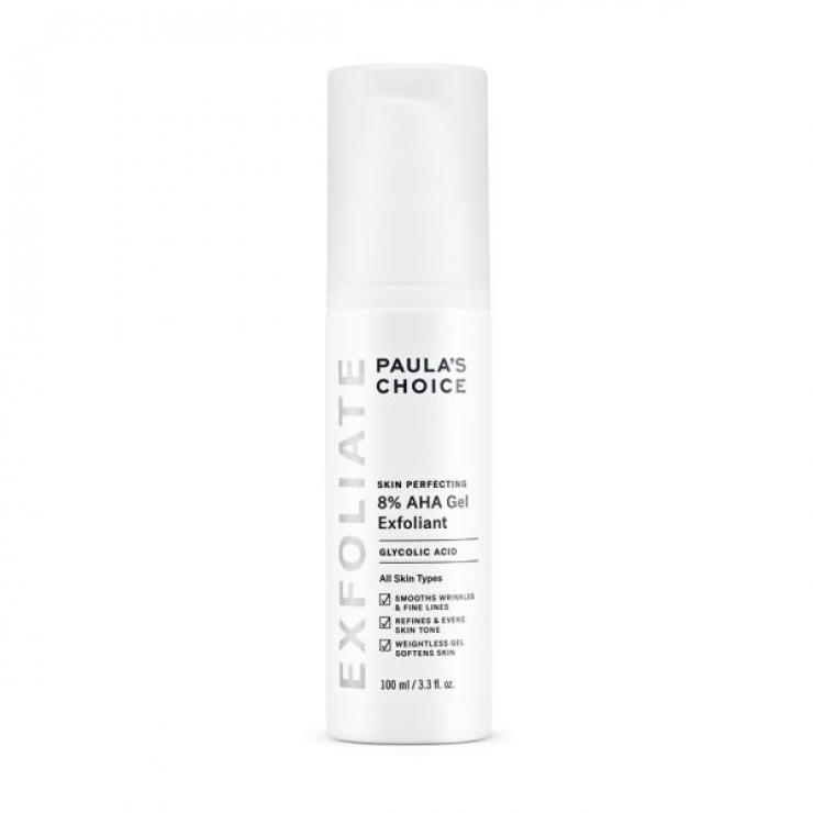 Tẩy Da Chết Cơ Bản Cho Da Dầu Paula's Choice Skin Perfecting 8% AHA Gel Exfoliant