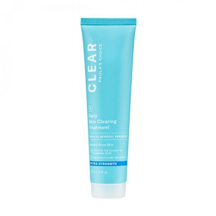 Kem Hỗ Trợ Điều Trị Mụn Chuyên Sâu Paula's Choice Clear Extra Strength Daily Skin Clearing Treatment With 5% Benzoyl Peroxide
