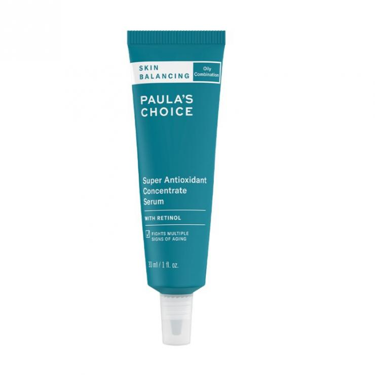 Tinh Chất Skin Paula's Choice Balancing Super Antioxidant Concentrate Serum With Retinol
