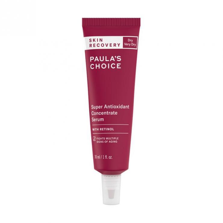 Tinh Chất Phục Hồi Da Siêu Chống Lão Hóa Paula's Choice Skin Recovery Super Antioxidant Concentrate Serum With Retinol