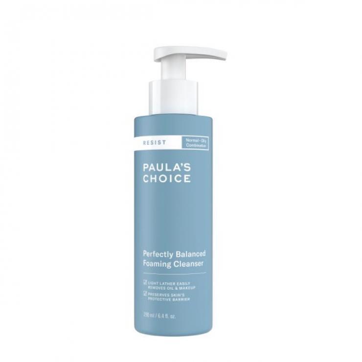 Sửa Rửa Mặt Cân Bằng Da Hoàn Hảo Paula's Choice Resist Perfectly Balanced Foaming Cleanser