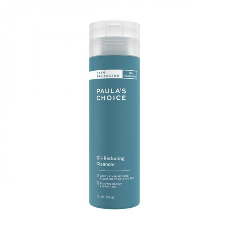 Sữa Rửa Mặt Cân Bằng Độ Ẩm Và Giảm Dầu Paula's Choice Skin Balancing Oil-Reducing Cleanser