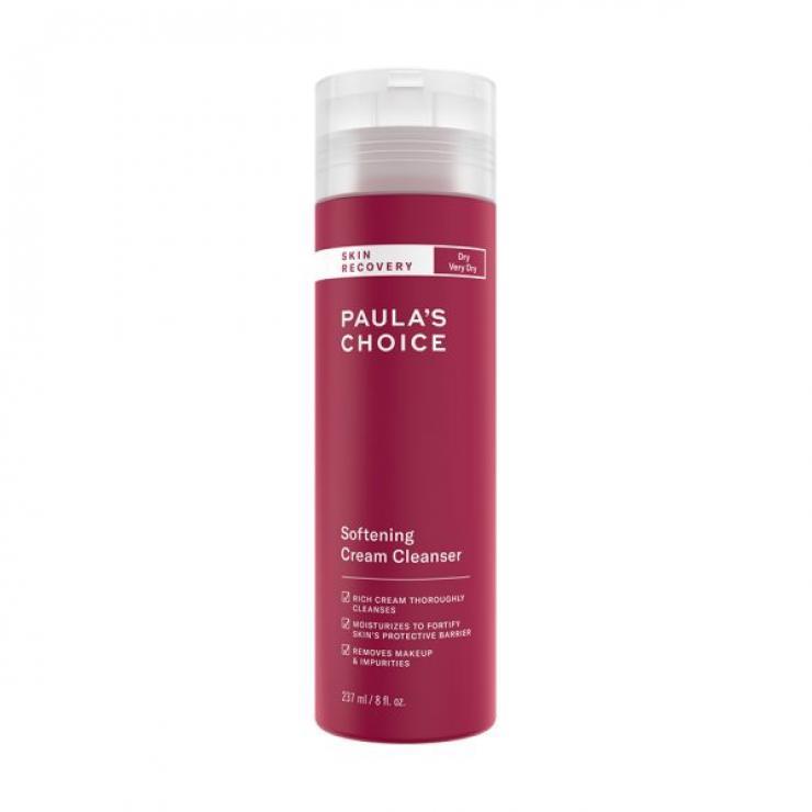 Sữa Rửa Mặt Phục Hồi Da Và Làm Dịu Da Paula's Choice Skin Recovery Softening Cream Cleanser