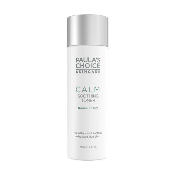 Nước Cân Bằng Da Paula's Choice Calm Smoothing Toner Normal To Dry