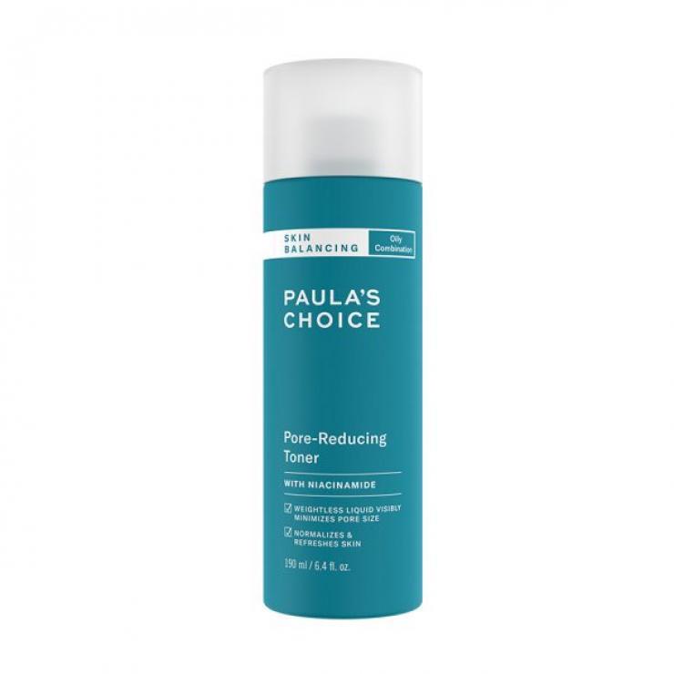 Nước Hoa Hồng Cân Bằng Và Điều Chỉnh Lỗ Chân Lông Paula's Choice Skin Balancing Pore-Reducing Toner
