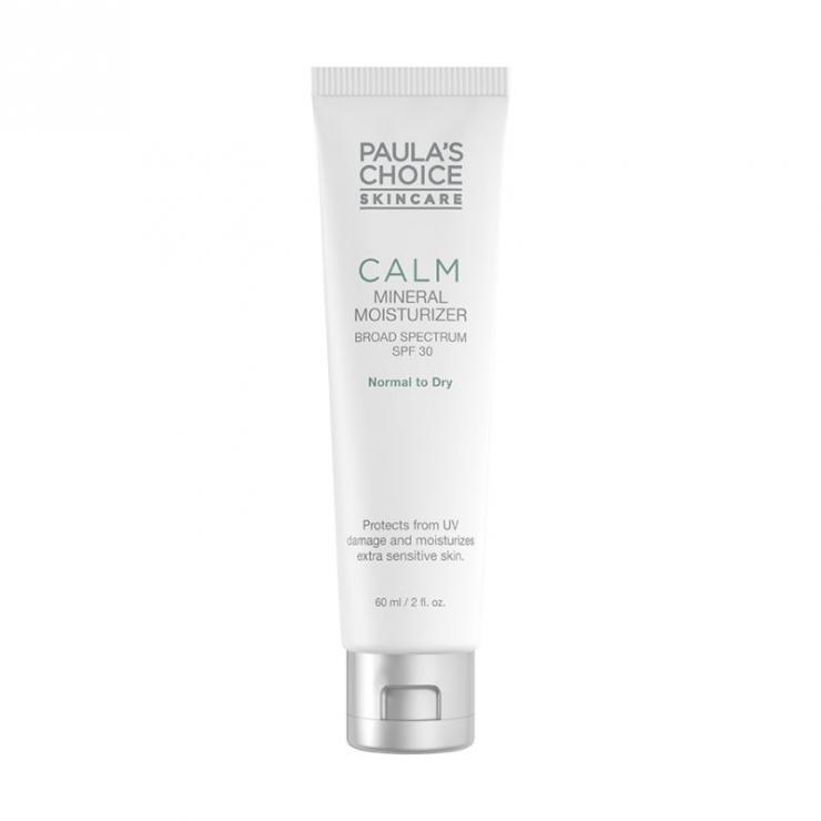 Kem Dưỡng Ẩm Chống Nắng Paula's Choice Calm Mineral Moisturizer Broad Spectrum Spf 30 Normal To Dry