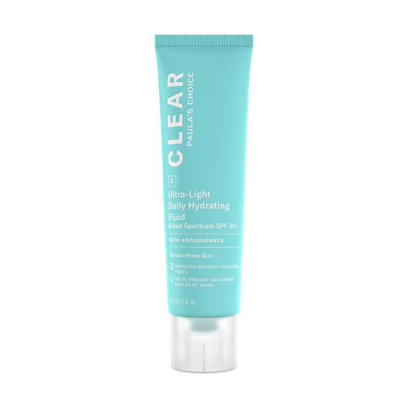 Kem Dưỡng Chống Nắng Paula's Choice Clear Ultra-Light Daily Fluid SPF 30+