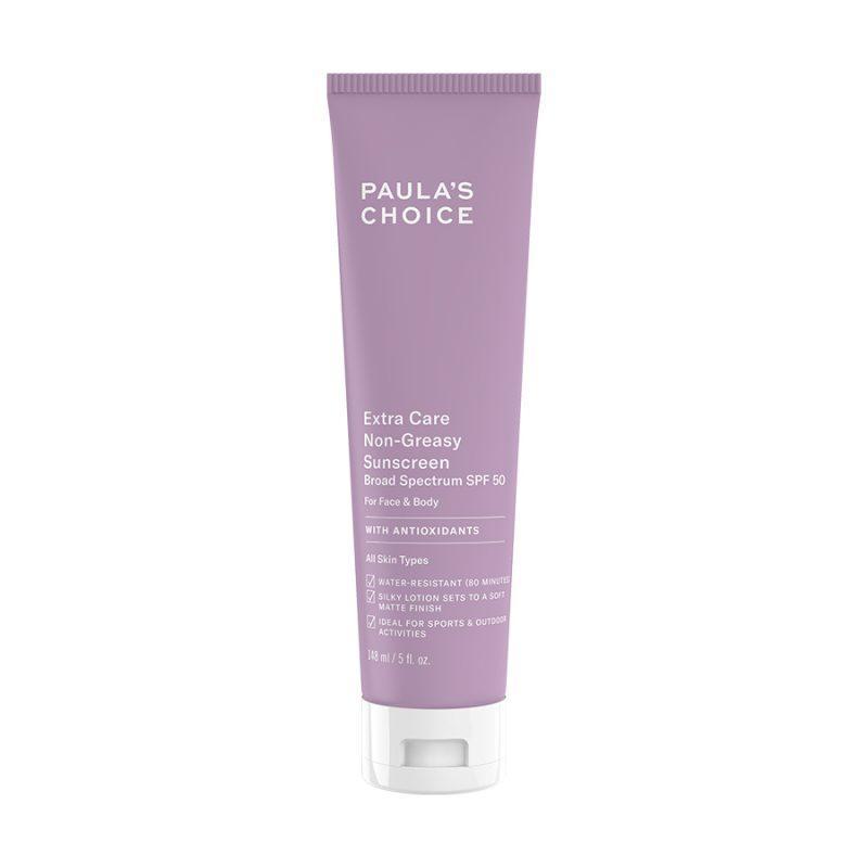 Kem Chống Nắng Siêu Chịu Nước Paula's Choice Extra Care Non-Greasy Sunscreen Spf 50
