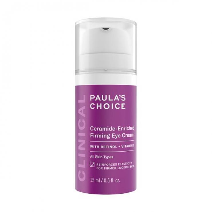 Kem Dưỡng Mắt Paula's Choice Clinical Ceramide – Enriched Firming Eye Cream